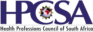 Health Professions Council of South Africa Logo